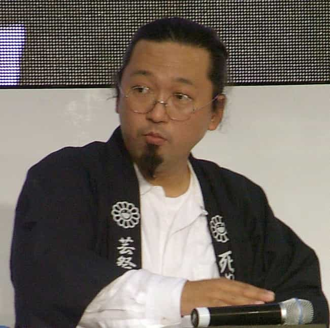Takashi Murakami is listed (or ranked) 3 on the list Famous Male Contemporary Artists