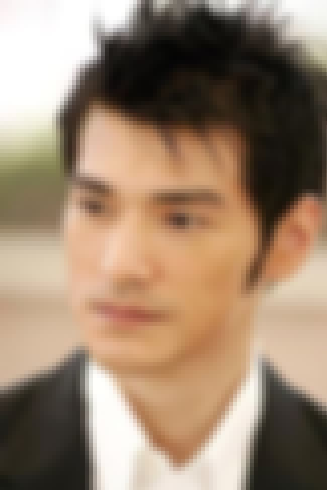 Takeshi Kaneshiro is listed (or ranked) 4 on the list Famous TV Actors from Republic of China (Taiwan)