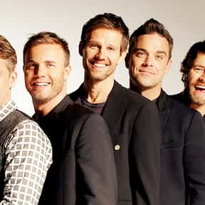 Take That is listed (or ranked) 15 on the list The Greatest Boy Bands of All Time