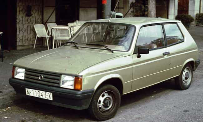 Talbot Samba is listed (or ranked) 4 on the list Full List of Talbot Models