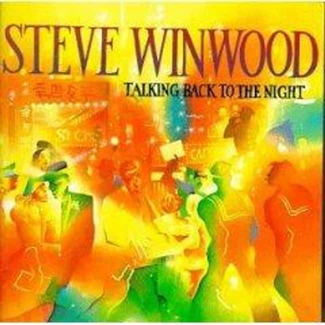 Talking Back to the Nigh... is listed (or ranked) 4 on the list The Best Steve Winwood Albums of All Time
