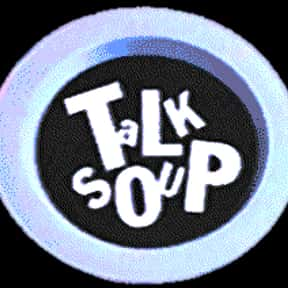 Talk Soup is listed (or ranked) 13 on the list The Best Talk Shows of the '90s