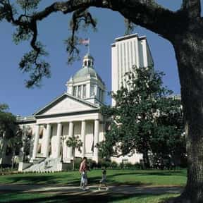Tallahassee is listed (or ranked) 15 on the list America's Coolest College Towns