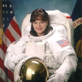 Tamara E. Jernigan is listed (or ranked) 17 on the list Female Space Travelers: A Complete List