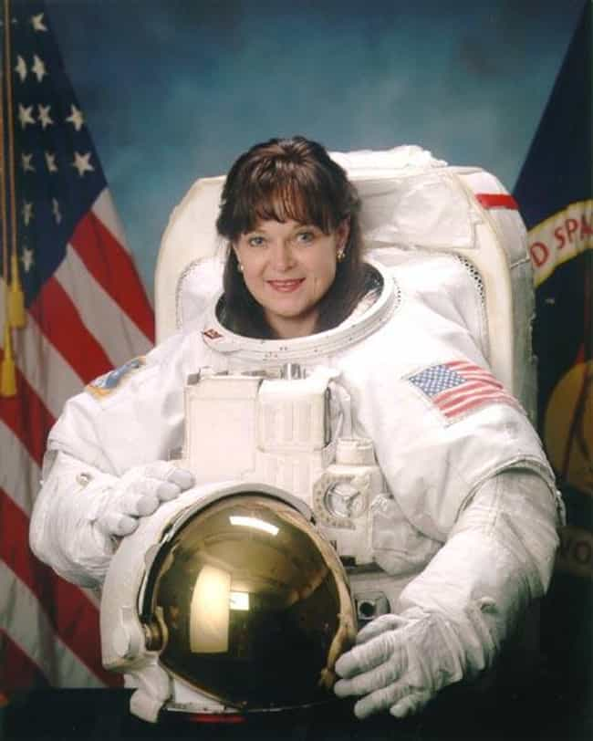 Tamara E. Jernigan is listed (or ranked) 2 on the list Famous People who Majored in Astronomy
