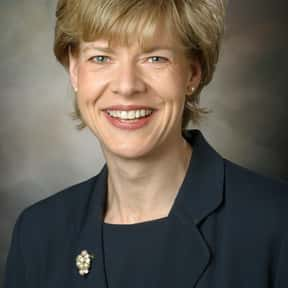 Tammy Baldwin is listed (or ranked) 25 on the list The Most Important Politicians Of 2019