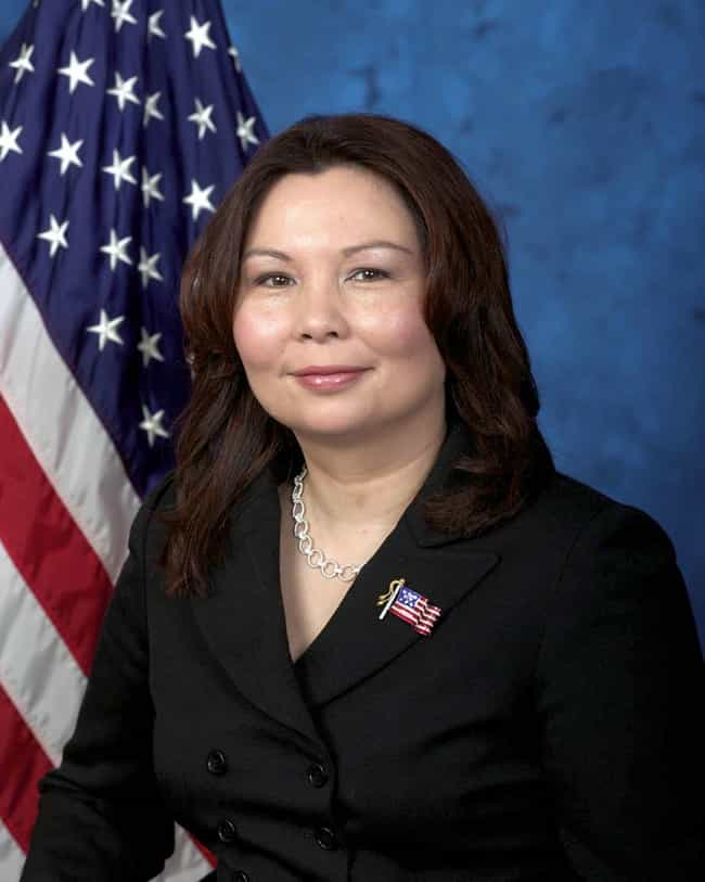 Tammy Duckworth is listed (or ranked) 6 on the list Famous Female Aviators