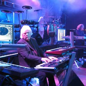 Tangerine Dream is listed (or ranked) 6 on the list The Best Electronic Bands & Artists