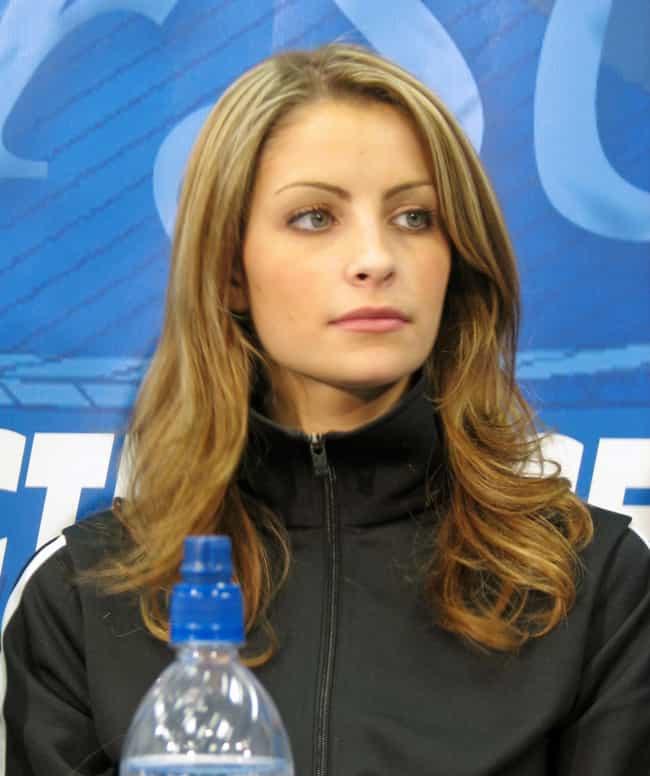 Tanith Belbin is listed (or ranked) 4 on the list Famous Female Figure Skaters