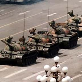 Tank Man is listed (or ranked) 7 on the list List of Famous Pacifists