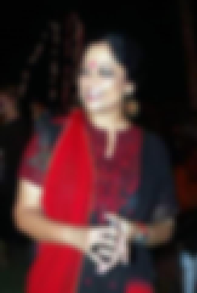 Tanvi Azmi is listed (or ranked) 4 on the list Sinndoor Tere Naam Ka Cast List