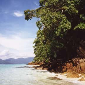 Tarutao National Marine Park is listed (or ranked) 14 on the list The Best Beaches in Thailand