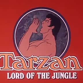 Tarzan, Lord of the Jungle is listed (or ranked) 21 on the list The Best 1970s Animated Series