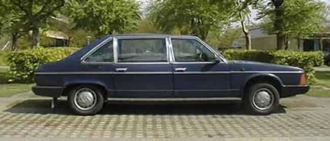Tatra 613 is listed (or ranked) 2 on the list Full List of Tatra Models