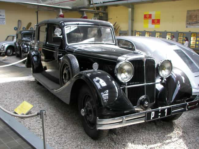 Tatra 80 is listed (or ranked) 3 on the list Full List of Tatra Models
