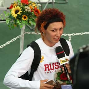 Tatyana Lebedeva is listed (or ranked) 17 on the list Famous Female Athletes from Russia