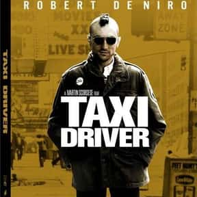 Taxi Driver is listed (or ranked) 15 on the list The Best Movies Roger Ebert Gave Four Stars