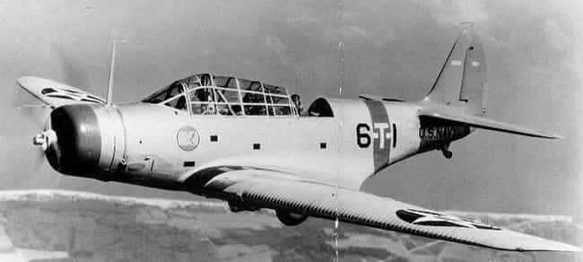 Douglas TBD Devastator is listed (or ranked) 53 on the list List of Douglas Aircraft Company Airplanes and Aircrafts