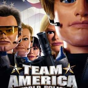 Team America: World Police is listed (or ranked) 20 on the list The Best Movies With America in the Title