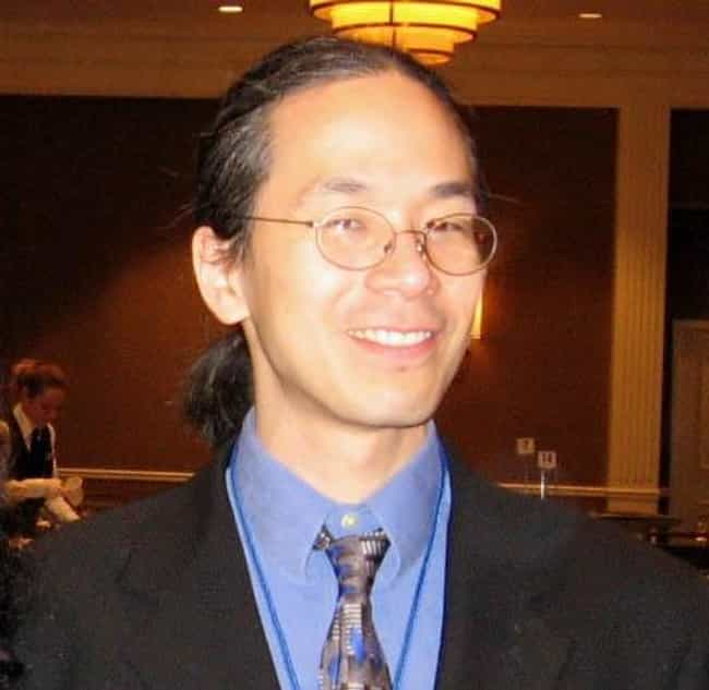 Ted Chiang is listed (or ranked) 4 on the list Famous Male Technical Writers