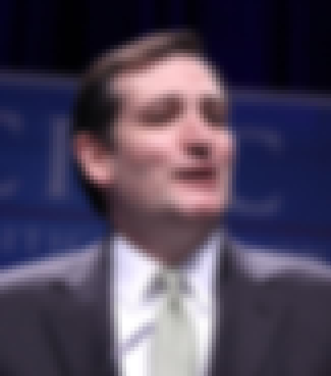 Ted Cruz is listed (or ranked) 1 on the list List of Famous Solicitors