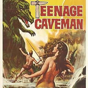 Teenage Cave Man is listed (or ranked) 22 on the list The Best Caveman Movies