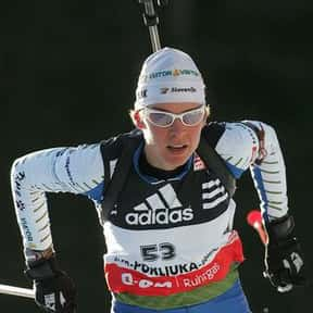 Teja Gregorin is listed (or ranked) 5 on the list Famous Athletes from Slovenia