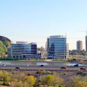 Tempe is listed (or ranked) 16 on the list America's Coolest College Towns