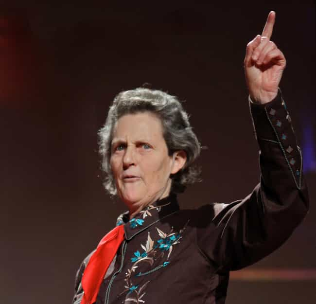 Temple Grandin is listed (or ranked) 1 on the list List of Famous Doctors