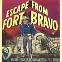 Escape from Fort Bravo is listed (or ranked) 12 on the list The Best 50s Western Movies