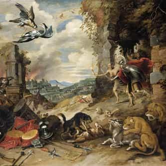 Allegory of War