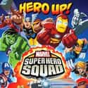 The Super Hero Squad Sho... is listed (or ranked) 22 on the list The Best TV Shows You Can Watch On Disney+