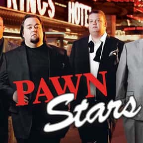Pawn Stars is listed (or ranked) 4 on the list The Best Reality Dramas