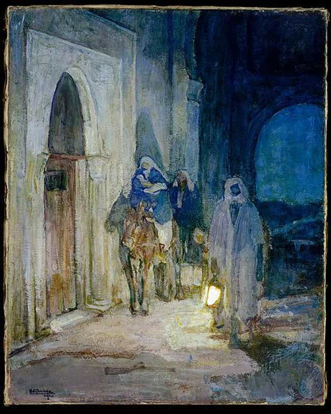 Flight Into Egypt is listed (or ranked) 2 on the list Famous Flight into Egypt Art