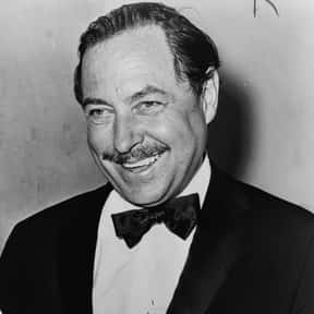 Tennessee Williams is listed (or ranked) 1 on the list Famous People Who Died in 1983