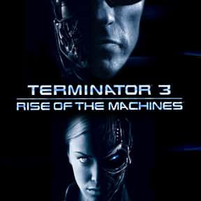 Terminator 3: Rise of the Mach is listed (or ranked) 13 on the list The Greatest Guilty Pleasure Action Movies