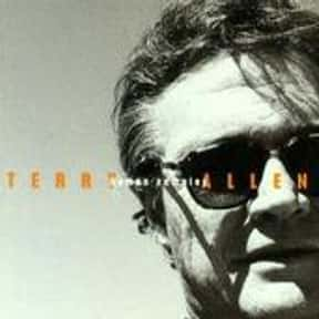Terry Allen is listed (or ranked) 10 on the list The Best Country Singers From Kansas