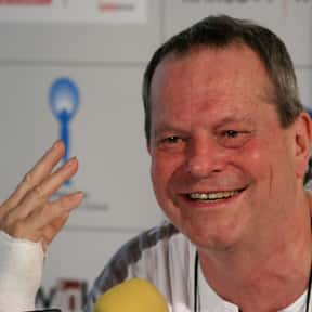 Terry Gilliam is listed (or ranked) 8 on the list List of Famous Animators