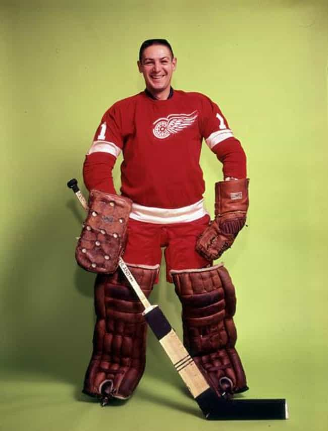 Terry Sawchuk is listed (or ranked) 4 on the list The Top Hockey Goaltenders of All Time