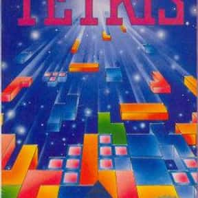Tetris is listed (or ranked) 6 on the list The Best Games That Never End