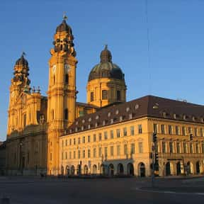 Theatine Church, Munich is listed (or ranked) 25 on the list The Top Must-See Attractions in Munich