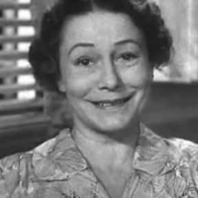 Thelma Ritter is listed (or ranked) 16 on the list Full Cast of Titanic Actors/Actresses