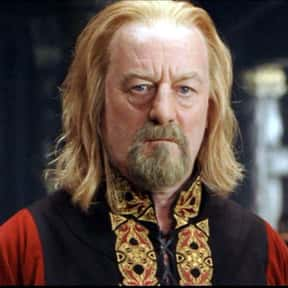Théoden is listed (or ranked) 12 on the list List of The Lord Of The Rings Characters