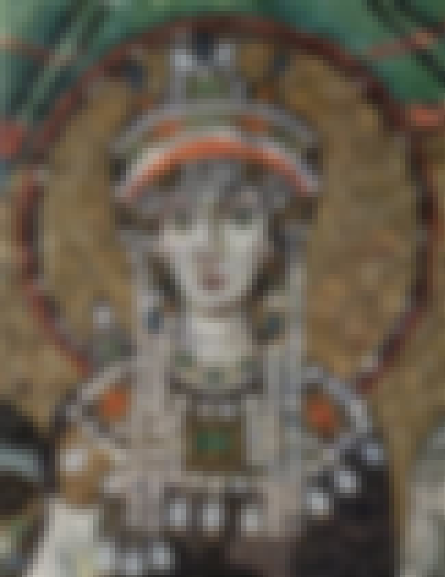 Theodora is listed (or ranked) 1 on the list The Most Ambitious Historical Figures Who Schemed Their Way To The Top