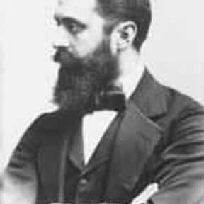 Theodor Herzl is listed (or ranked) 17 on the list Famous People From Hungary
