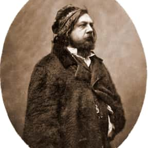 Théophile Gautier is listed (or ranked) 17 on the list Famous People Buried in Montmartre Cemetery
