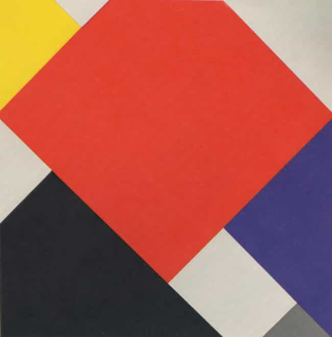 Theo van Doesburg is listed (or ranked) 4 on the list Famous De Stijl Artists