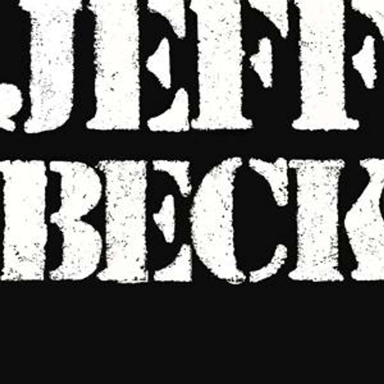 There and Back is listed (or ranked) 4 on the list The Best Jeff Beck Albums of All Time