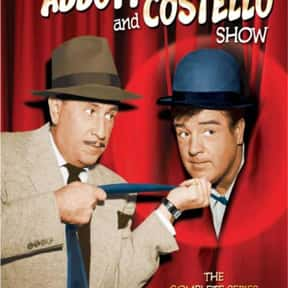 The Abbott and Costello Show is listed (or ranked) 9 on the list The Best Sitcoms from the 1950s