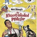 The Absent-Minded Profes... is listed (or ranked) 3 on the list The Best Disney Movies Based on Books
